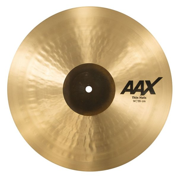 "Sabian Sabian 14"" AAX THIN HAT TOP"