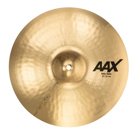 "Sabian 14"" AAX THIN HAT BOTTOM"