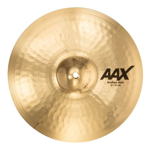 "Sabian 14"" AAX MEDIUM HAT BOTTOM"