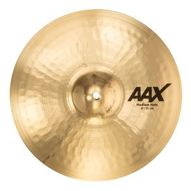 "Sabian Sabian 14"" AAX MEDIUM HAT BOTTOM BR."
