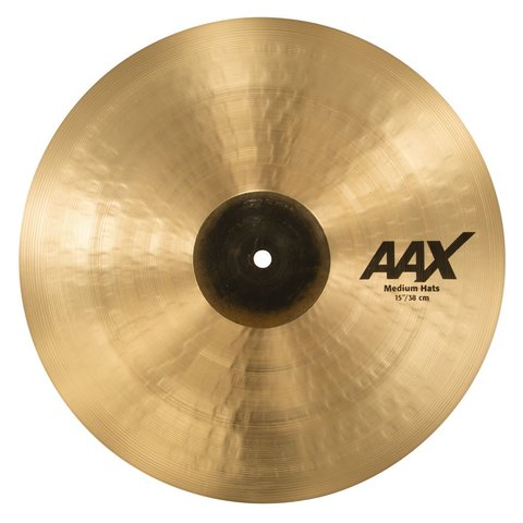 "Sabian 15"" AAX MEDIUM HAT TOP"
