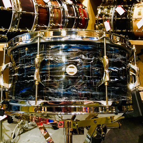 INDe RESoArmor Maple Snare Drums 6.5x14 Maple