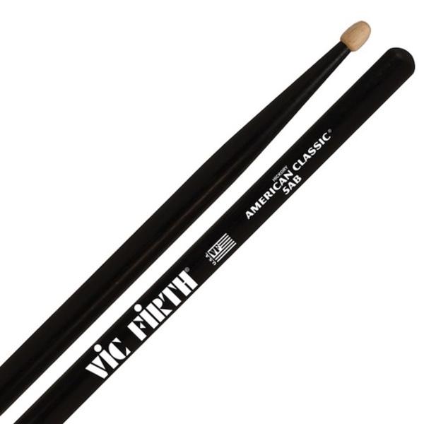 Vic Firth Vic Firth American Classic¨ 5A w/ BLACK FINISH