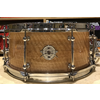 Dunnett Classic Dreamtime Snare Drum, Spotted Gum