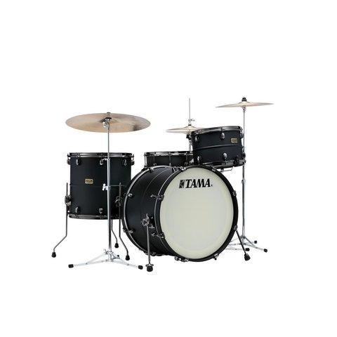 """TAMA S.L.P. Drum Kits """"Big Black Steel"""" 3-piece shell pack"""