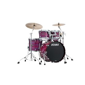 Tama TAMA Starclassic Walnut/Birch 4-piece shell pack Lacquer Phantasm Oyster