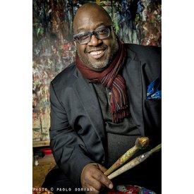 Vic's Drum Shop Carl Allen Drum Clinic Nov 17