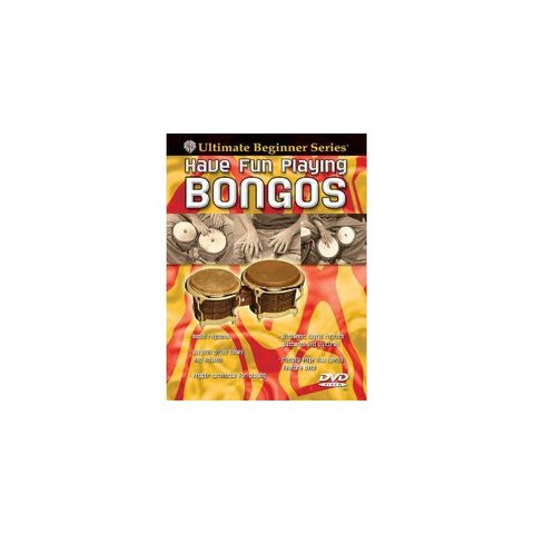 Ultimate Beginner Series: Have Fun Playing Bongos DVD
