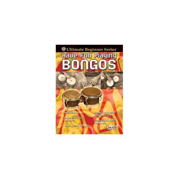 Alfred Publishing Ultimate Beginner Series: Have Fun Playing Bongos DVD