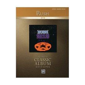 Alfred Publishing Rush: 2112; Book