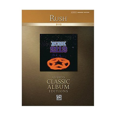 Rush: 2112; Book