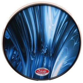 """ProLogix Blue Lightning 6"""" Double Sided Practice Pad"""