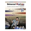 Universal Rhythms for Drumset by Dave DiCenso; Book & CD