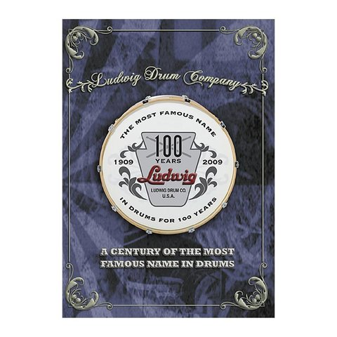 Ludwig Drum Company: A Century Of The Most Famous Name In Drums DVD