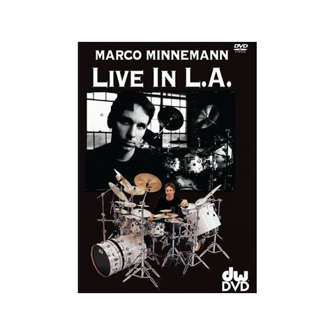 Marco Minnemann: Live in L.A. DVD