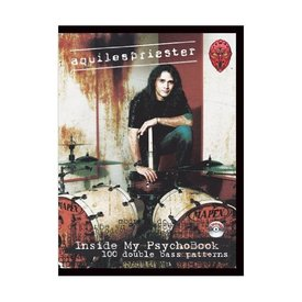 Aquiles Priester: Inside My PsychoBook; Book & CD