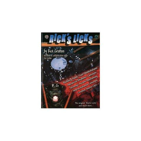 Rick's Licks by Rick Latham; Book & CD