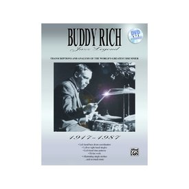 Alfred Publishing Buddy Rich: Jazz Legend by Howard Fields; Book