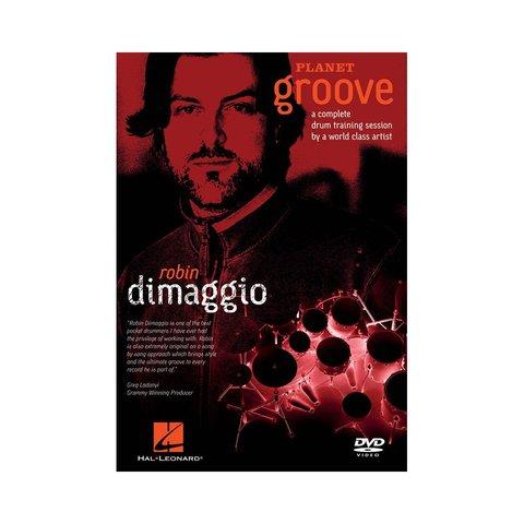 Robin Dimaggio: Planet Groove DVD