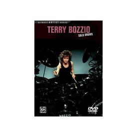 Alfred Publishing Terry Bozzio: Solo Drums DVD