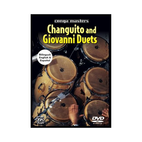 Changuito and Giovanni Hidalgo: Duets DVD