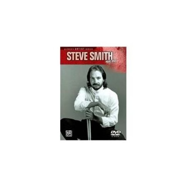 Alfred Publishing Steve Smith: Part 1 DVD