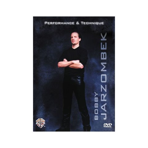 Bobby Jarzombek: Performance and Technique DVD