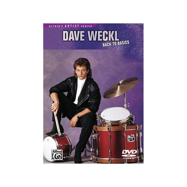 Alfred Publishing Dave Weckl: Back to Basics DVD