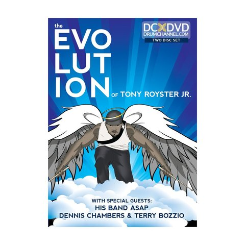 Tony Royster Jr.: Evolution DVD