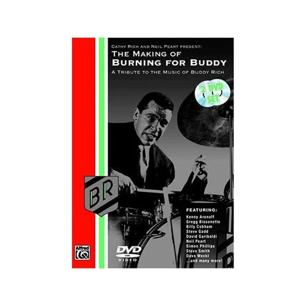 Alfred Publishing The Making of Burning for Buddy DVD