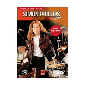 Alfred Publishing Simon Phillips: Complete DVD