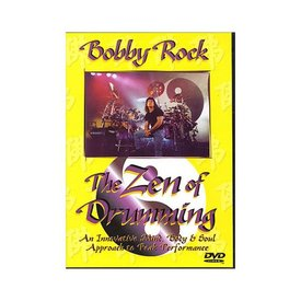 Alfred Publishing Bobby Rock: The Zen of Drumming DVD