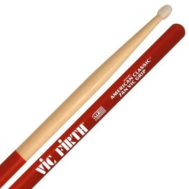 Vic Firth Vic Firth American Classic¨ 7AN -- nylon tip w/ VIC GRIP