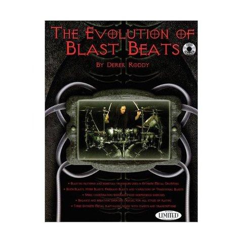 The Evolution Of Blast Beats by Derek Roddy; Book & CD