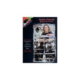 Hal Leonard Afro-Cuban Drumming by Glen Caruba; Book & CD
