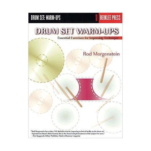 Drum Set Warm-Ups by Rod Morgenstein; Book