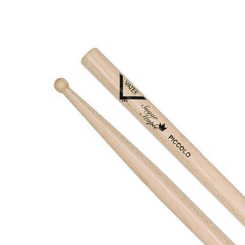 Vater Sugar Maple Piccolo Wood Tip Drumsticks