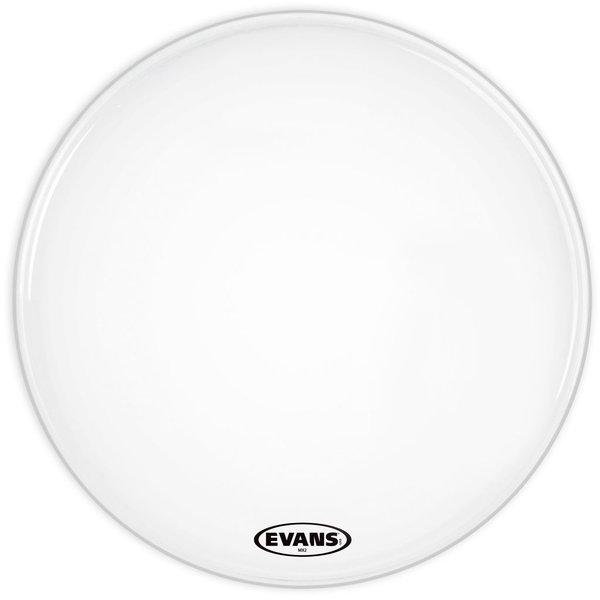 """Evans Evans 22"""" MX2 MARCH BASS WHT"""