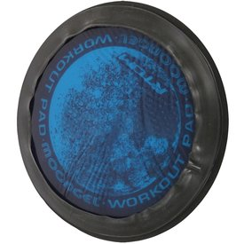 "RTOM RTOM 7"" Gel Workout Pad (reversible Gel Pad) w/8mm mount"