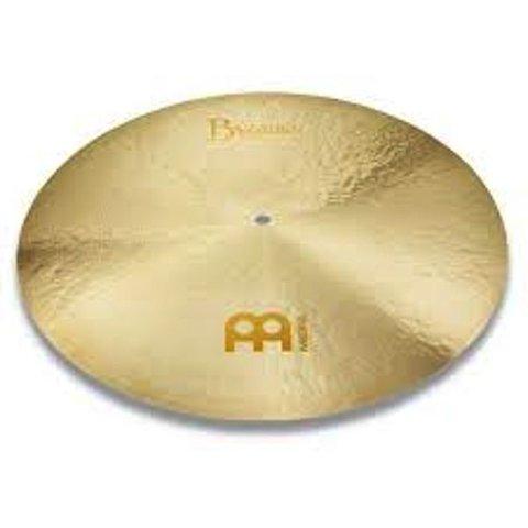 """Meinl Byzance Jazz 20"""" Flat Ride Cymbal"""