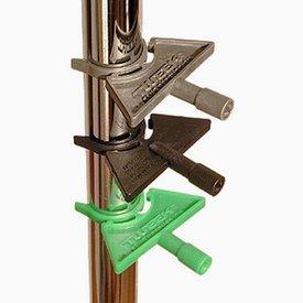 Slug Slug Tweek Clip-On Drum Key; Green