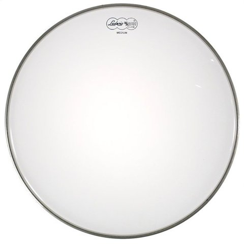 "Ludwig Weather Master Clear Medium 18"" Batter Drumhead"