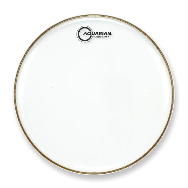 """Aquarian Aquarian Classic Clear Series 16"""" Drumhead"""