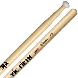 Vic Firth Vic Firth Corpsmaster® Multi-Tenor stick -- nylon tip
