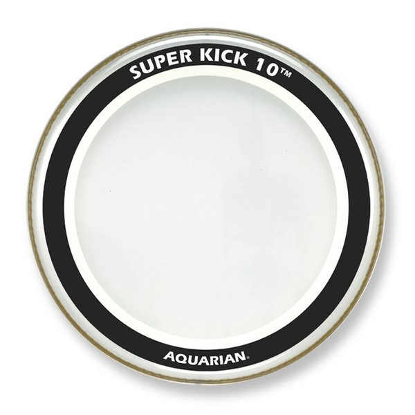 "Aquarian Aquarian Super-Kick II Series 18"" Bass Drumhead"
