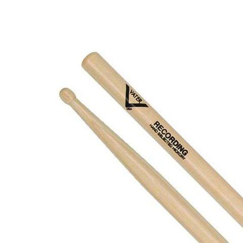 Vater Recording Wood Tip Drumsticks