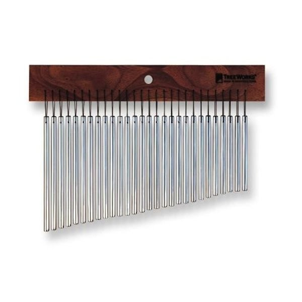 TreeWorks Treeworks Studiotree Medium 28 Thin Bar Single Row Chime