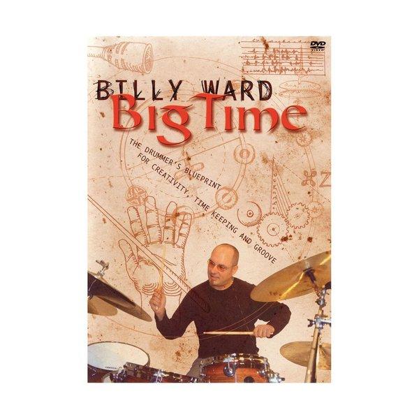 Hal Leonard Billy Ward: Big Time DVD