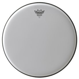"Remo Remo White Suede Ambassador 18"" Diameter Batter Drumhead"