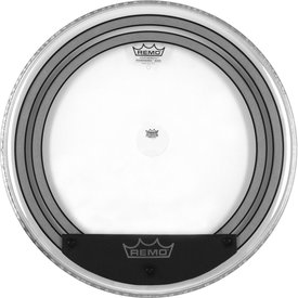 "Remo Remo Clear Powersonic 20"" Diameter Bass Drumhead"